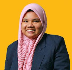 DR. AIMI SYAKIRAH BINTI BAHARUDIN GENERAL SECRETARY II Bachelor of Medicine, Bachelor of Surgery (MBBS) University Malaya (UM)