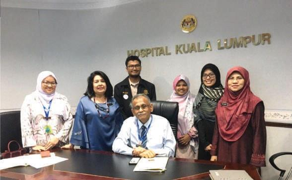 MyHeart Meeting With Dr. Heric Corray, Director Of KL Hospital