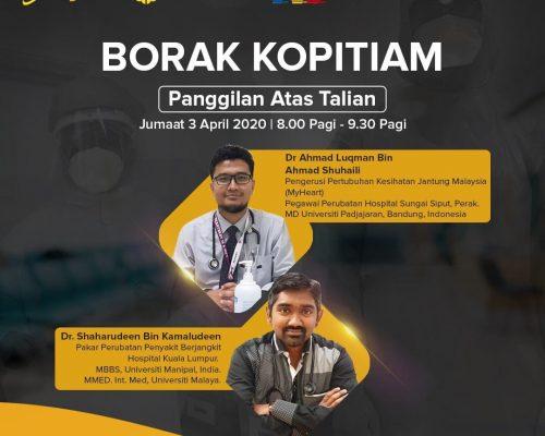 Borak Kopitiam - MyHeart