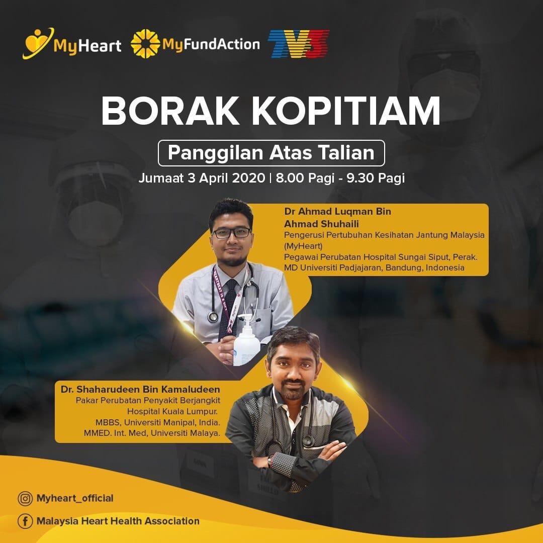 Borak Kopitiam – MyHeart