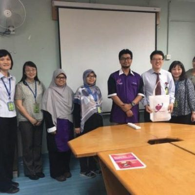 MyHeart Team Had A Meeting With Dr. Ngu Lock Hock, Genetic Specialist Of Kuala Lumpur Hospital On 23rd September 2019 For Sustain Projects Related To Genetic (undiagnosed Patient Program And Medical Assistance Program).
